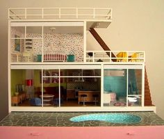 1000 Images About Dollhouse Miniatures On Pinterest Dollhouses Doll Houses And Diy Dollhouse
