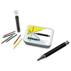 Xonex Chubby Mechanical Pencil, 5-1/2 Inch, 1 Count (10845) by Xonex