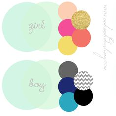 mint nursery, accents for girl or boy …