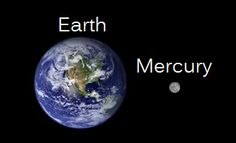 Our Earth is the densest planet in our solar system with the planet Mercury coming in second.