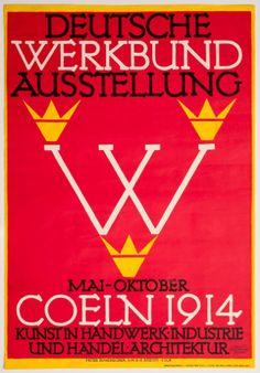 deutsche werkbund austellung köln 1914
