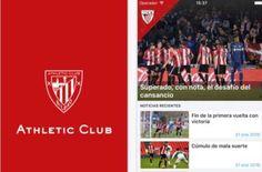El Athletic de Bilbao estrena su renovada app