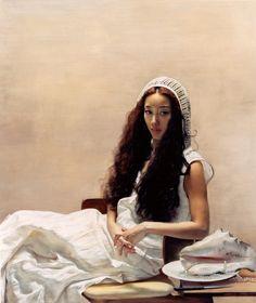 Работы китайского живописца Юки Вонг (Yuqi Wang)
