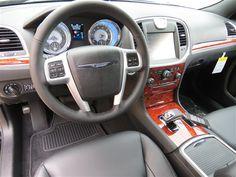 2013 Chrysler 300, Black, Leather! #ssdodge #chrysler #chrysler300