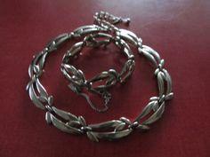 Vintage 1950s Monet Choker  Necklace and by ReuttersGeneralStore, $35.00