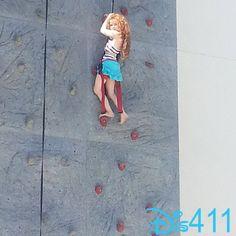 Dis411 Photo: Francesca Capaldi Climbing September 7, 2013