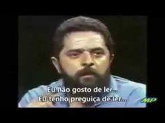 Carater do Lula em 3 atos
