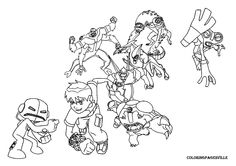 is your kid fan of Ben 10 character? Want you can do to involve your child in coloring his favorite character? Check 20 free printable Ben 10 coloring pages Ben 10, Coloring Pages For Kids, Coloring Books, Kids Fans, Animation, Little Ones, Free Printables, Images, Fun Crafts