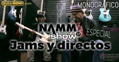 Los mejores directos y Jams del NAMM 2017