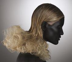 "TEMA #1 2013: ""KONTRAST""   Ann Marit Aamodt, Studio Alf frisører Stylists, Photographs, Ann, Dreadlocks, Long Hair Styles, Studio, Beauty, Photos, Long Hairstyle"