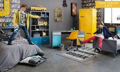 Dormitorio de niño - muebles e ideas de decoración | Maisons du Monde