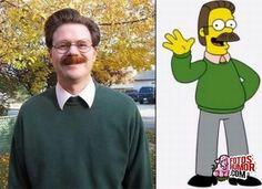 Real Flanders...