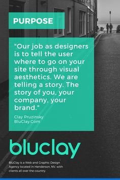 BluClay Las Vegas Web Design Services Website Design Services, Visual Aesthetics, Where To Go, To Tell, Las Vegas, Graphic Design, Last Vegas, Visual Communication