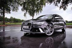 Audi RS6 Avant 4.0-V8 TFSI