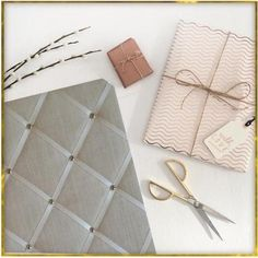 Treat yourself, A place to keep your notes & memos. Ivory Linen Memo Board. Notice BoardStore.com