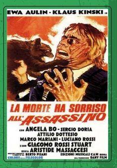 Death smiles at murder • La morte na sorriso all'assassino • Joe D'Amato