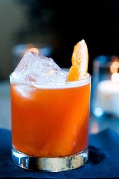 TEXAS AFTERNOON 2oz texas honey liqueur 8 oz sweet tea Lemon wedge Ice