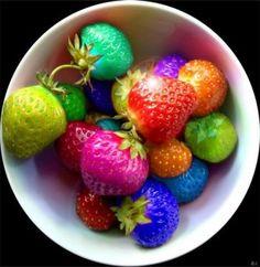 strawberries??