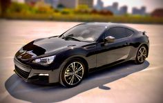 2013 Subaru BRZ . . . my current other ride.