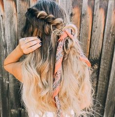 Whether you're heading to British Summer Time or Wireless, now's the chance to up your hair game with these coo girl-approved festival braids. So, if you're ready to get yourself out of a hair rut and fancy trying something new this festival season, don't miss out on seeing these amazing braids.   All Things Hair - From hair experts at Unilever