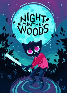 Night in the woods This atmospheric game stole my heart Game Character, Character Design, Mae Borowski, Dream Night, Drawing Sketches, Drawings, Night In The Wood, Dark Thoughts, Fanart