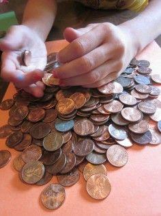 math learning and fun with money, money, money moooooney!