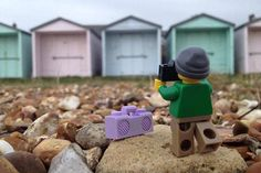 14   Everything About These Pictures Of A Tiny, Adventurous Lego Photographer is Awesome   Co.Create   creativity + culture + commerce