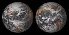 "NASA Releases Earth Day ""Global Selfie"" Mosaic of Our Home Planet 