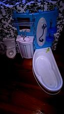 barbie bagno bathroom casa mobili arredamento furniture vasca