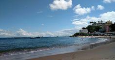 Ceu de Salvador. Praia da Barra. Ly