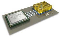 Micron has begun shipping new Hybrid Memory Cube chips to customers and is ramping the tech towards further mass production. The new RAM standard offers a huge bandwidth increase over traditional or the upcoming standard. Computer Technology, Science And Technology, Scientific Inventions, Mental Health News, New Ram, Increase Memory, Geek Gadgets, Finals