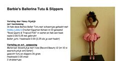 Barbie Ballet Dress + Slippers (nederlands).pdf