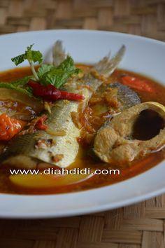 Diah Didi's Kitchen: Pindang Bandeng Betawi #IndonesianFood #Indonesia