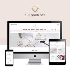 New Shopify webstore for The Good Fox 🦊 ~ a really clean & minimal line of jewelry created by an outstanding designer, Valerie! It was a pleasure to work with this great creative! Now available www.thegoodfox.com 💕 #ecommerce #shopify #webstagram #webdesign #webdesigner #theme #smallbusiness #girlboss #minimal #minimalism #minimaljewelry #jewelry #etsy #etsylove #etsyshop #etsyfinds #design #customdesign #graphicdesign #blogging #logo #logodesign #wordpress