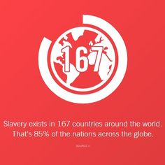 KNOWLEDGE is power! Know the facts about slavery and check out our list of resources for more info: https://secure.enditmovement.com/learn#enditmovement