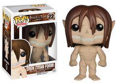 Figure: Eren Jaeger (Titan Form)   (Only form of him I like) Anime: Attack on Titan