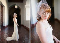 Santa Barbara Courthouse Wedding by Jen Disney (via The Santa Barbara Wedding Standard Inspiration Blog)