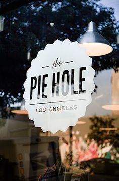 Dessert is my favorite meal - Pie Hole is a great place to feed that craving! (ps they have two locations!) / http://www.thepieholela.com/