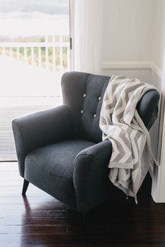 Is my comfy chair, the chair I go to read. Its where I blog from all day Sunday. It's where I pin from most evenings after MissyG's bedtime. Its this Mumma's sanctuary. I need to welcome this chair to my home. STAT. Country Accent Chair | Super A-Mart