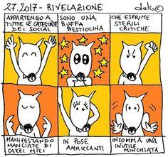 FULVO IL LUPO & Co. - La società animale: 27.2017 - RIVELAZIONE