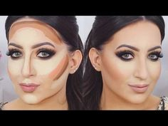 ♡ Contour and Highlight - Make Up Tutorial ♡ (English) - YouTube