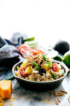 Easy Hawaiian Haystacks | The Recipe Critic