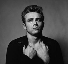 He was so handsome - James Dean
