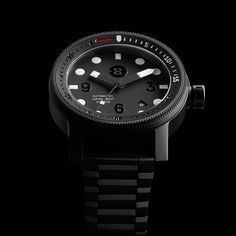 MINUS 8 Dive Watch Graphics and Positioning on Behance
