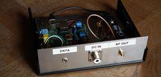 HD TV Signale mit dem Raspberry Pi übertragen. Transmitting HD Video From A Raspberry Pi