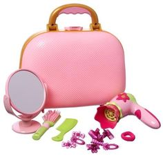 Buy Hamleys Princess Beauty Kit - Find a superb collection of toys and games from Hamleys. We offer fast, efficient delivery on a wide range of toys and games, all available with premium gift wrapping! Princess Beauty, Princess Style, Beauty Kit, Stationery Paper, Girl Falling, Cute Pink, Kids Gifts, Girl Hairstyles, Childhood Memories