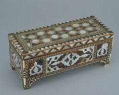 Pen Box Treasure Boxes, Casket, Tortoise Shell, Civilization, Cabinets, Decorative Boxes, Museum, Asian, Pearls
