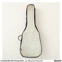 Shop Cracked Marble Design Guitar Bag created by ofbeautyandwonder. Cracked Marbles, Guitar Bag, One Bag, Backpack Straps, Personalized Products, Your Style, Backpacks, Top, Bags