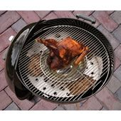 The Only Kettle Grill Smoker Converter - A device that conveniently converts a standard charcoal kettle grill into a smoker for meat, fish, and vegetables Kids Cast, Summer Kids, Summer Games, Summer 2016, Weber Kettle, Backyard Furniture, Grilled Meat, Charcoal Grill, Outdoor Cooking