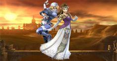 Sheik vs Zelda